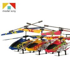 Model King 33012 3.5CH Light Weight RC Helicopter with Gyro Mode 2