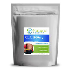 CLA DIET PILLS - FAT BURNER STRONG WEIGHT LOSS SLIMMING SOFTGEL CAPSULES