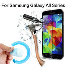 Premium Nano Explosion-proof Soft Screen Protector Film Guard Cover For Samsung