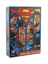 DC Comics Superman Playing Cards - NEW & OFFICIAL