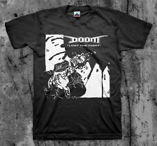 DOOM  'Lost The Fight' T shirt (ENT Discharge Disrupt Crust)