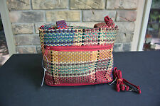 NEW Donna Sharp Quilts Quilted Weaver Jenna Bag