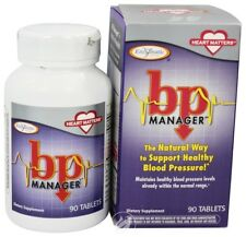 BP Manager Enzymatic Therapy Inc. 90 Tabs