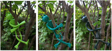 Frog Plant Ties Twisting Garden Tie Bendable Reusable Cute Frogs Wire Clips