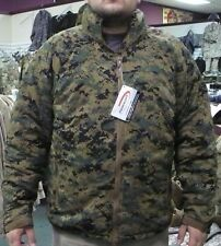 USMC HIGH LOFT HAPPY SUIT WILD THINGS WOODLAND MARPAT EXTREME COLD PRIMALOFT L7