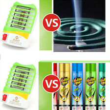 Electric Mosquito Fly Bug Insect  Zapper Killer With Led Trap Lamp Durable CN
