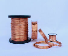 COPPER jewellery WIRE 0.4mm - 1.5mm NON TARNISHING HIGHEST QUALITY 500g - soft