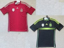 Adidas Performance Climacool Spain 2010 World Cup Champions FIFA Jersey NWT