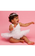 SALE SECONDS QUALITY FRILLY LILY WHITE BABY FAIRY TUTU USUALLY £26 NOW £6