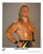 Chris Jericho WWF WWE Wrestling Promo print picture photo 003