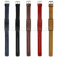2016 Newest Hot Genuine Leather Wrist Band Strap For Huawei Honor Band A1