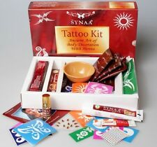 NATURAL HERBAL HENNA CONES TEMPORARY TATTOO KIT BODY ART MEHNDI + SUPER OFFER!