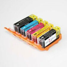 PGI-220 / CLI-221 Refillable Edible Ink Cartridges for Canon MP560 MADE IN USA