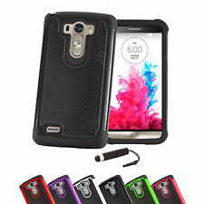 Shock proof dual protection case cover for Amazon Fire Phone + screen protector
