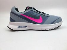NIKE Relentless 5 MSL Blue Grey Pink  Women's Shoes 100% Authentic 807099-401 A+