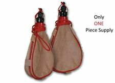 Spain Wine Carrier Leather Skin Bottle Bag Camping Bota de Vino Water Canteen