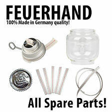 FEUERHAND NIER Spare Parts - wick glass globe burner tank screw NEW