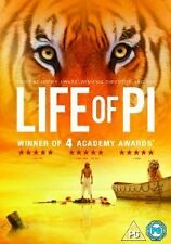 Life Of Pi (DVD, 2013)