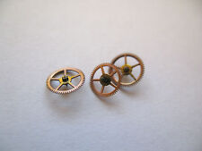 ROLEX 500,520,ASSORTED NEW OLD STOCK MOVEMENT PARTS