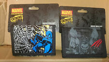 Wolverine And Spiderman X-Men Marvel Extreme Wallets Brand New Gift UK Seller