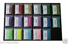 Holographic Ultra Fine Glitter Dust Powder For Nail body Art, Card Making Crafts
