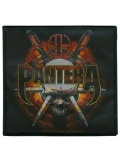 Pantera Skull Knives Patch