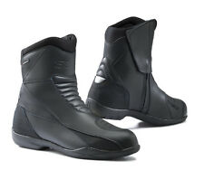 TCX X-Ride Black Waterproof Mens Motorcycle Riding Boot