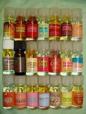 BATH AND BODY WORKS TEMPTATIONS HOME FRAGRANCE OILS YOU CHOOSE EXTREMELY RARE