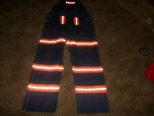 REFLECTIVE BIB OVERALLS ORANGE STRIPES (GOING OUT OF BUSINESS SALE) !!!!!!!!!!!!