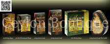 Basilur Special FBOPF Special Pure Ceylon Loose Leaf Tea and Tea Bags
