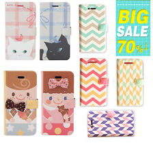 HAPPYMORI Mobile Phone Flip Phone Case Cover for Samsung Galaxy S7 edge