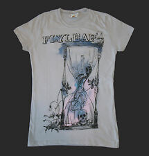 FLYLEAF - Time Is Running Out - Girlie T SHIRT top S-M-L-XL Brand New Juniors