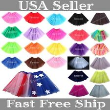 Ballet Tutu Princess Dress Up Dance Wear Costume Party Girls Teens Adults Girls