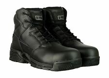 """Magnum CT/CP 37422 Stealth Force 6"""" Unisex Boots Lace Up Textile Leather Rubber"""