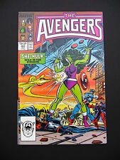 Avengers  #281, #282, #283 1987  NM   Lot of 3 High Grade Marvel Comics