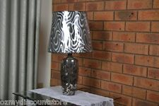 Table Lamps Pair - Bedside LIGHT Ceramic Elegant Small and Large