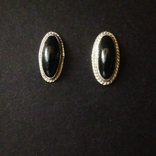 Vintage Bohochic Silver Earrings