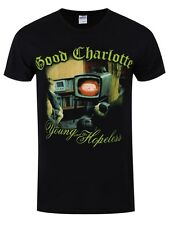 Good Charlotte The Young And The Hopeless Men's Black T-shirt