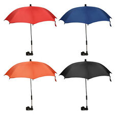 Baby Kid Stroller Wheelchair Pushchair Umbrella Parasol UV Rays Rain Sun Canopy