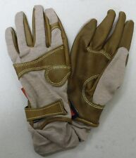 USMC FLAME / FIRE RESISTANT LONGBOW GLOVES MASSIF NOMEX COYOTE  XL & XXL  NWT