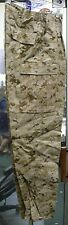 USMC MARINE CORPS DESERT MARPAT MCCUU TROUSERS PANTS MEDIUM LONG OR X-LONG NEW