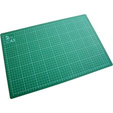 NEW  A3 CUTTING MAT BOARD DOUBLE SIDED SELF HEALING NON SLIP PRINTED GRID LINES