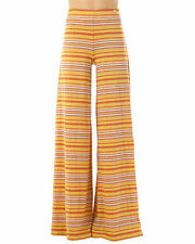 LIU-JO pant lungo Trousers spring/summer strip.lur.gold
