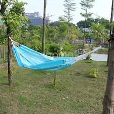 Air Hanging Sleeping Hammock Chair Outdoor Swing Yard Patio Tree Camping Travel