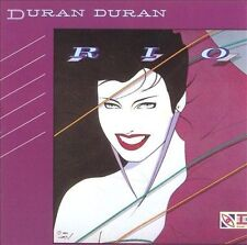 Rio by Duran Duran (CD -1984, Capitol) 9 tracks Hungry Like the Wolf