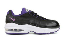 Nike Air Max 95 LE 310831 004 New PS Youth Kids Black Purple White Athletic Shoe