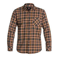 Quiksilver Men's Charad Shirt Gunsmoke