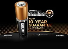 BRAND NEW Sealed AA Duracell Coppertop Alkaline Batteries - LOT 2/4/6/8/10/20