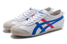 Asics Onitsuka Tiger MEXICO 66 Classic Red White Blue Sneakers Shoes SIZE 12.5