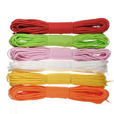 100 Ft 550 Paracord Parachute Cord Lanyard Spec Type Strand Core Rope Cool JE